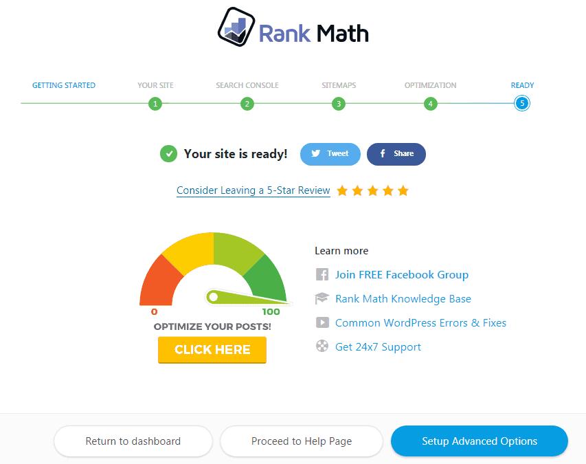 hướng dẫn thiết lập plugin rank math seo 7