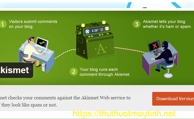 plugin chống spam