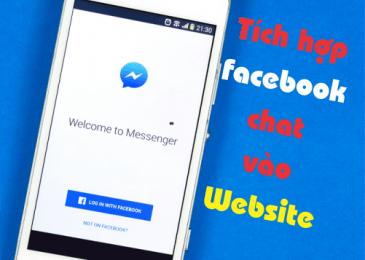 Tích hợp Facebook Chat vào Website WordPress với 7 bước
