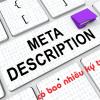 Meta description là gì và Meta description có bao nhiêu ký tự?