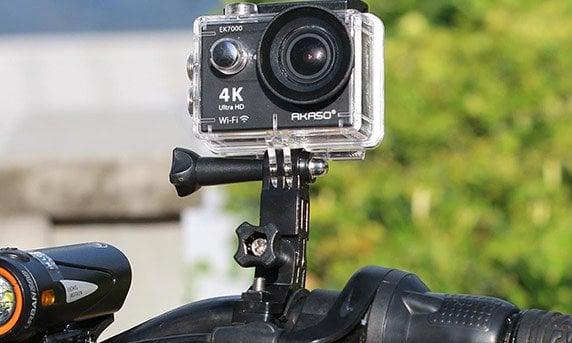 10 camera hành trình xe máy giá rẻ, nhỏ gọn